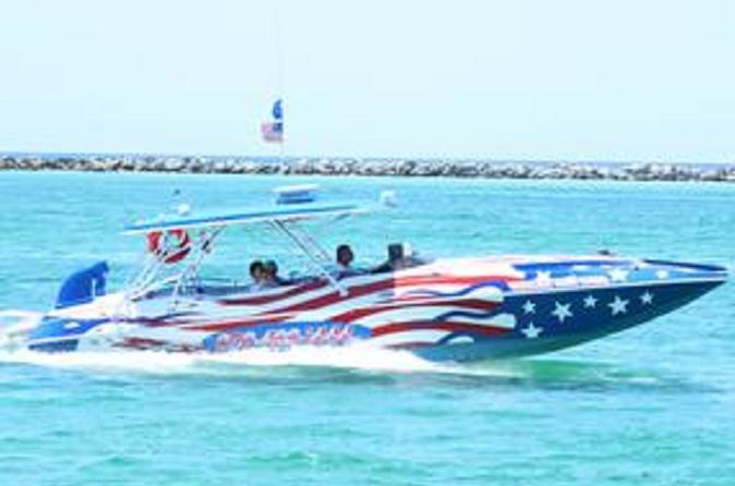 Private Boat Charter with Captain in Destin