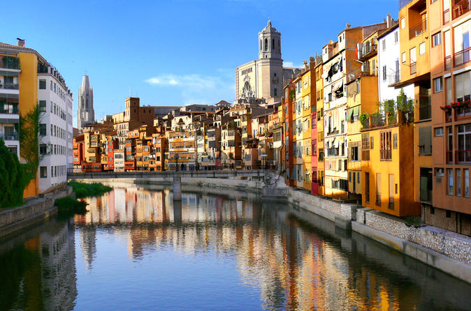 Girona and Wineries of Perelada Private Tour from Barcelona Spain, Europe