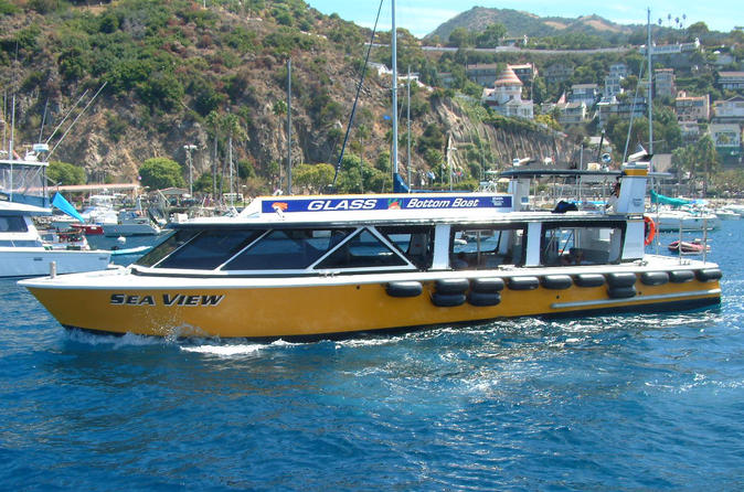 California Glass Bottom Boat Tour United States, North America