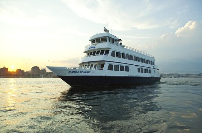 Boston sunset cruise in boston 106489