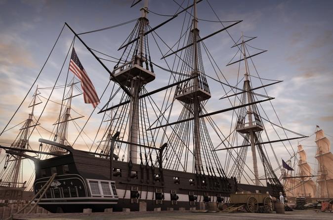Boston Cruises, Sailing & Water Tours