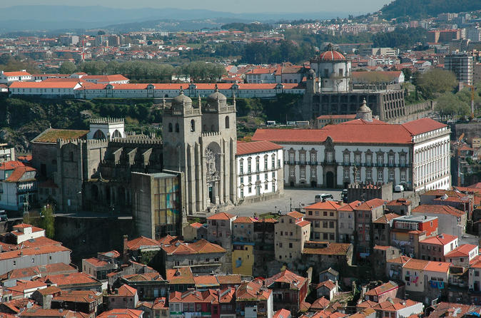 Authentic oporto walking tour with wine tasting in porto 308270