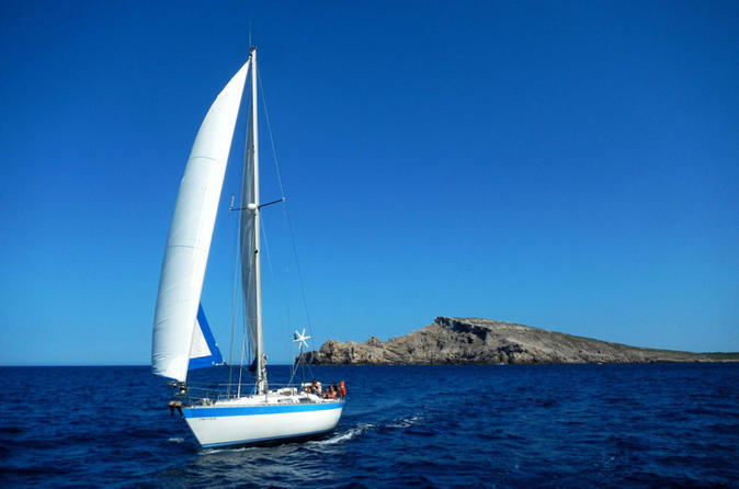 Full day sailing yacht trip in menorca in menorca 310127