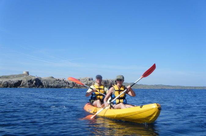 Kayak Rental In Menorca - Minorca