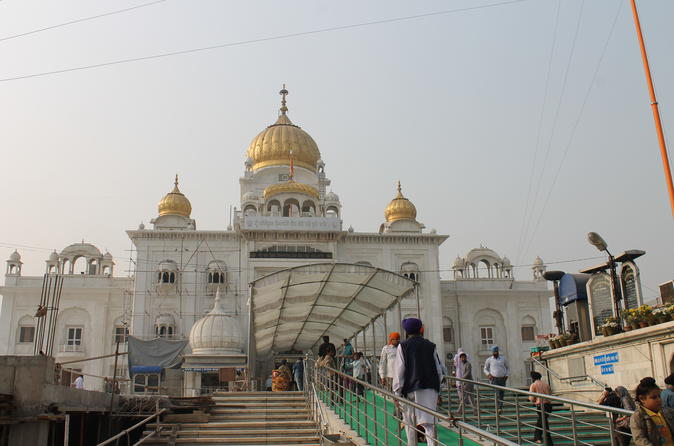 Delhi Temple Tour - Private Full Day City Tour