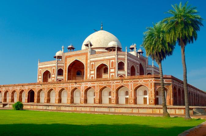 Full Day City Tour Of New Delhi With Lunch