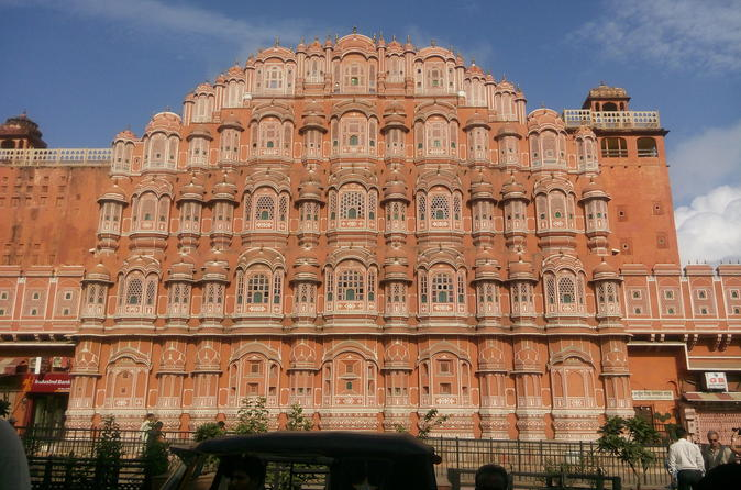Jaipur City Tour - Private Full Day City Tour Of Pink City