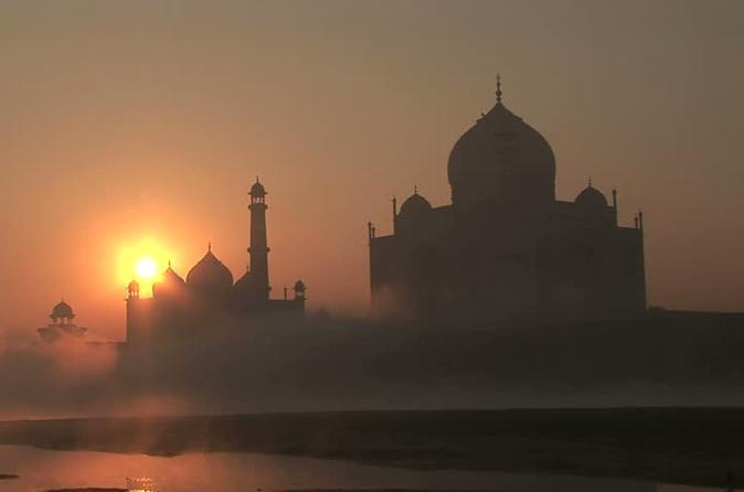 Tajmahal At Sunrise - Same Day Tour From Delhi
