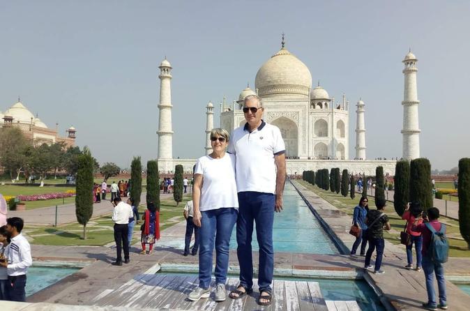 The Agra Experience - Tajmahal,Agra Fort, Fatehpur Sikri And Village Safari - Delhi