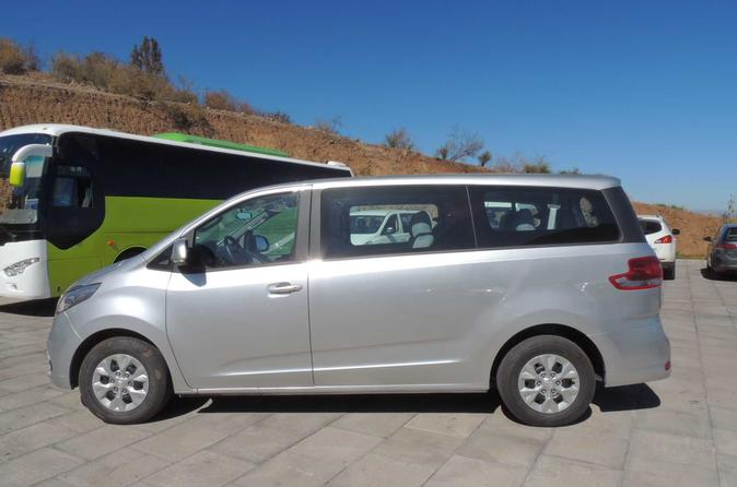 Private Transfer San Antonio port to Hotel or Santiago Airport