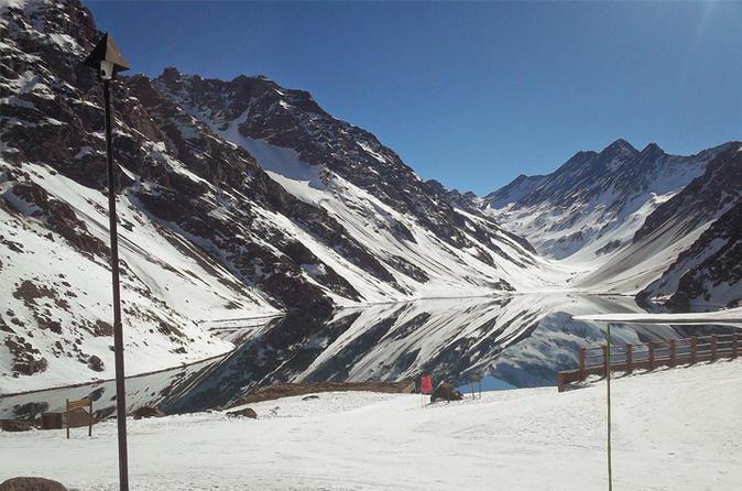 Small-Group Tour: Portillo Ski Center, Inca Lagoon plus Premium Wineries in Aconcagua Valley