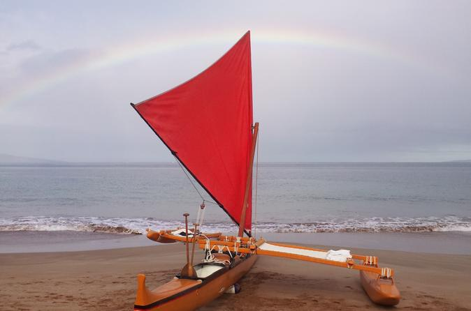 Hawaiian Sailing Canoe Adventure