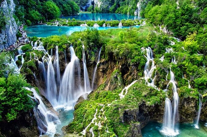 Plitvice lakes private guided day trip from zagreb in zagreb 319259