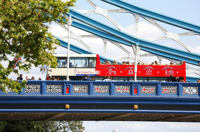Die Original London Sightseeing Tour: Hop-on-Hop-off