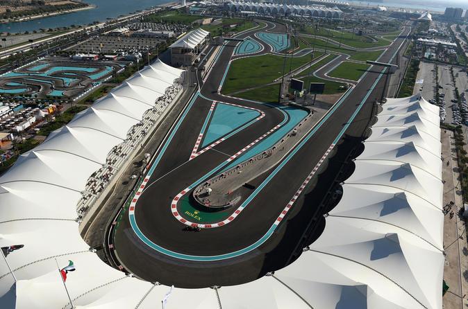 90-Minute Small-Group Yas Marina Circuit Tour
