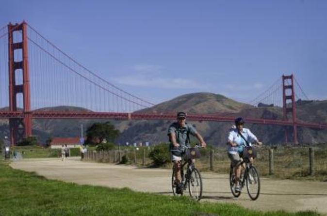 Alcatraz and the California Sunset Tour