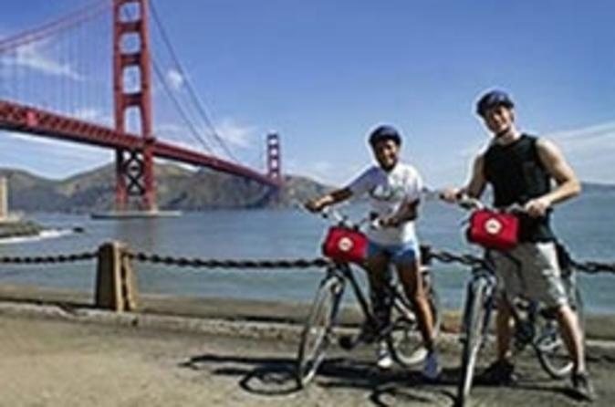 San Francisco Self Guided Bike Tour