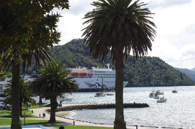 InterIslander Ferry - Picton to Wellington