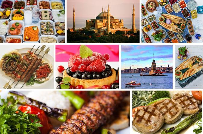 Istanbul Daily Luxury Gourmet Tour