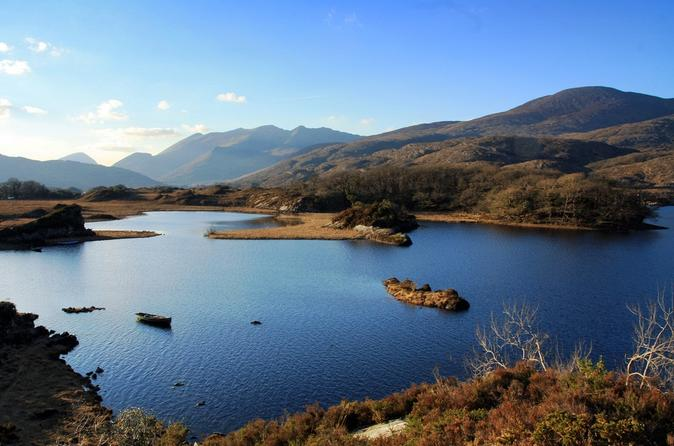2-Day Killarney and Ring of Kerry Tour from Dublin by Train
