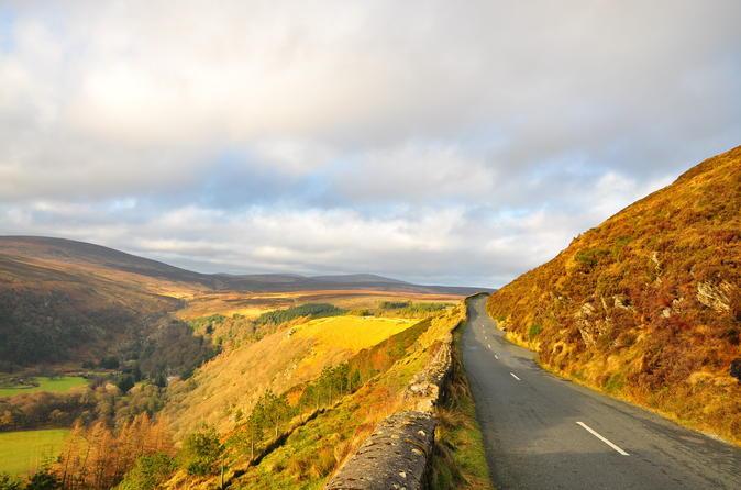 Shore Excursion: Wicklow Mountains, Avoca & Glendalough Rail Tour from Dublin Port
