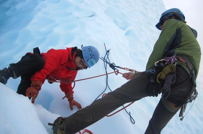 Matanuska Glacier Advanced Ice Fall Trek
