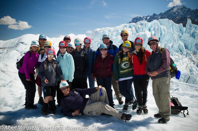 Matanuska Glacier Ice Fall Trek from Anchorage