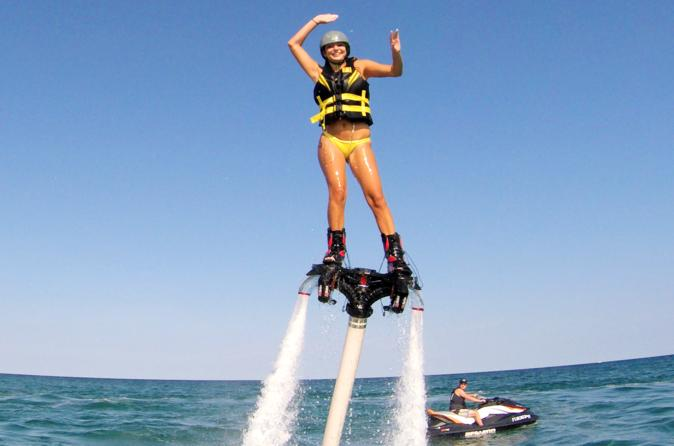 30 Minute Flyboard Lesson