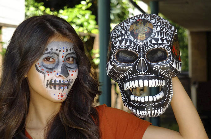 Day of the dead traditional mexican mask making class in berkeley 309768