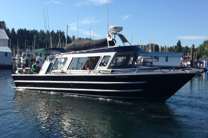 Howe sound islands cruise in gibsons 326152