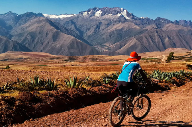 Full-Day Bike Tour To Chinchero, Moray And Maras From Cusco