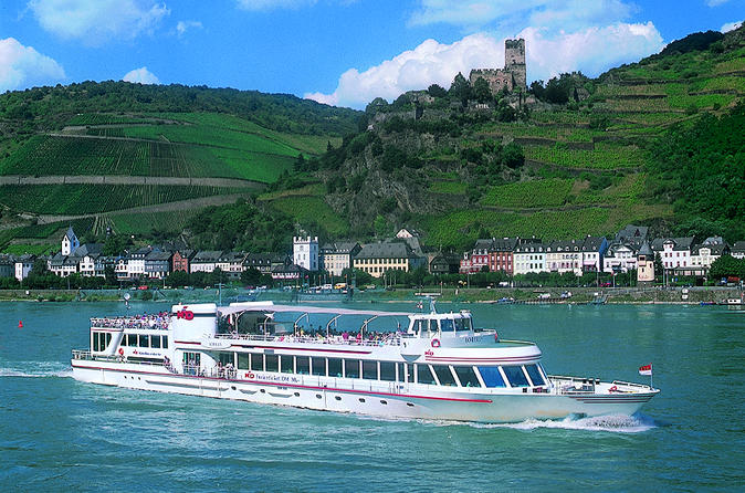 Passe Reno da KD a partir de Mainz