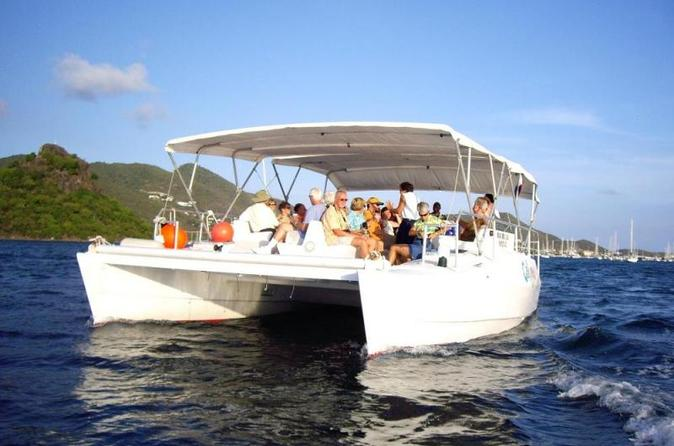Calypso Dinner Cruise to Marigot