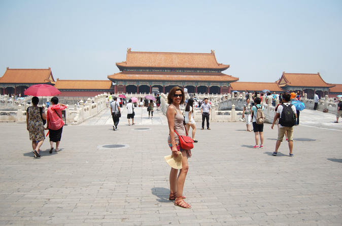 Customize Your Beijing Highlights Day Tour With Forbidden City