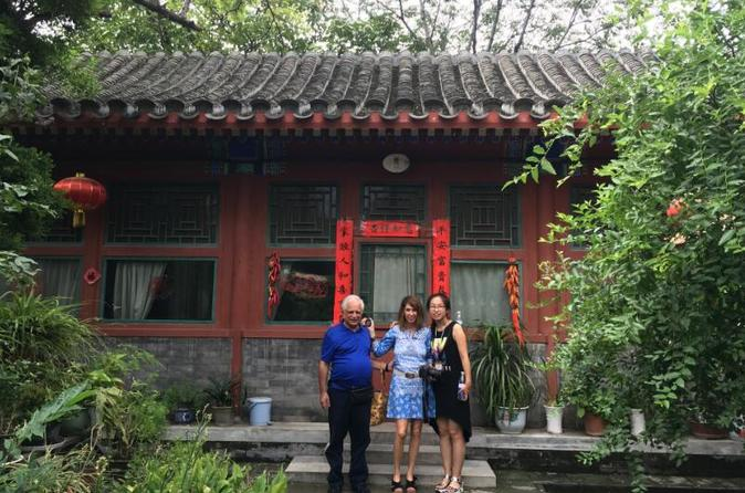 Old Hutong Experience from Beijing Airport
