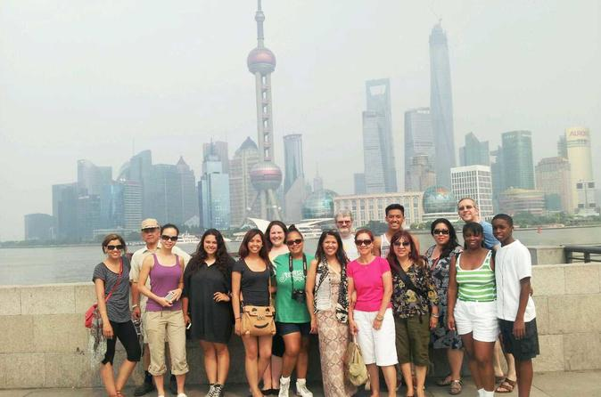 Shanghai City Highlights Day Tour