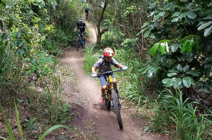 Single Track Mountain Biking for Skilled Riders