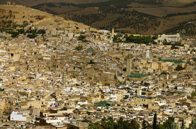 Private guided full day tour of fez in fes 313837