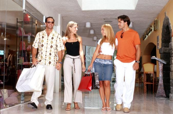 Half-Day Guided Cancun Shopping Trip with Hotel Pickup