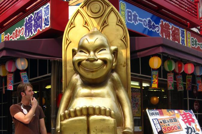 Half day osaka 4 hour off the beaten track walking tour in osaka 470693