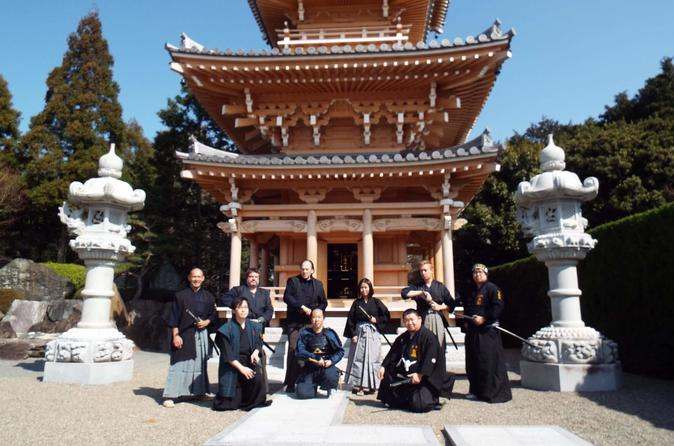Overnight, Immersive Samurai and Temple Stay Experience