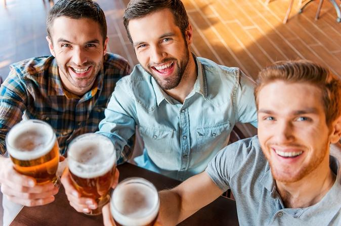 Fremantle Craft Beer Tour and Swan River Sightseeing Cruise from Perth