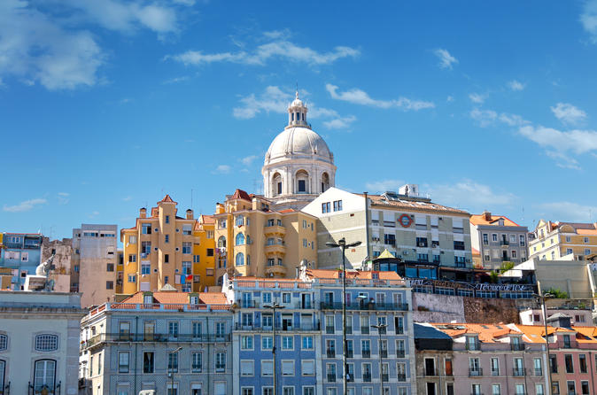 City tour privado: destaques de Lisboa