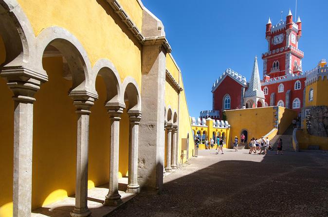 Excursão particular de meio dia: Destaques de Sintra saindo de Lisboa