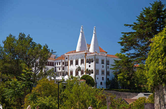 Private Full-Day Tour: Romantic Sintra from Lisbon