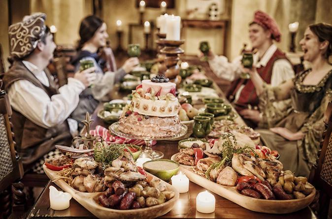 Bratislava medieval feast food and wine tour in bratislava 313801