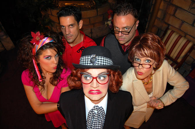 Sleuth s mystery dinner show orlando in orlando 168430