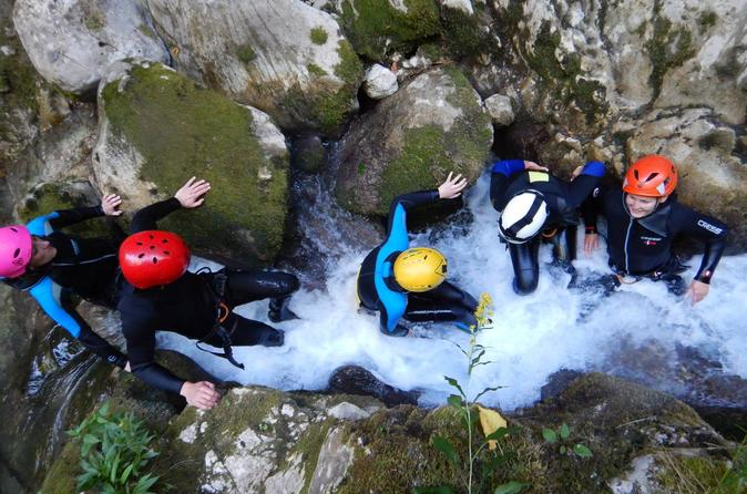 Nevidio canyon canyoning day trip from kotor in kotor 322625