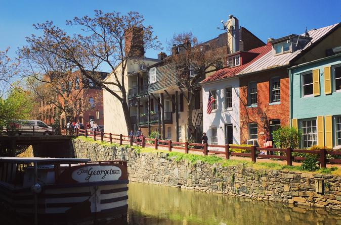 Georgetown Private Architecture Tour