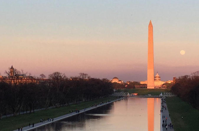 National Mall Monuments and Memorials Private Architecture Tour